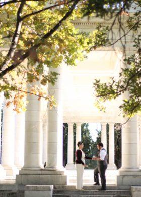 Cheesman Park elopement | Lauren and Ryne