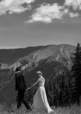 Copper Mountain wedding | Kate and Tony