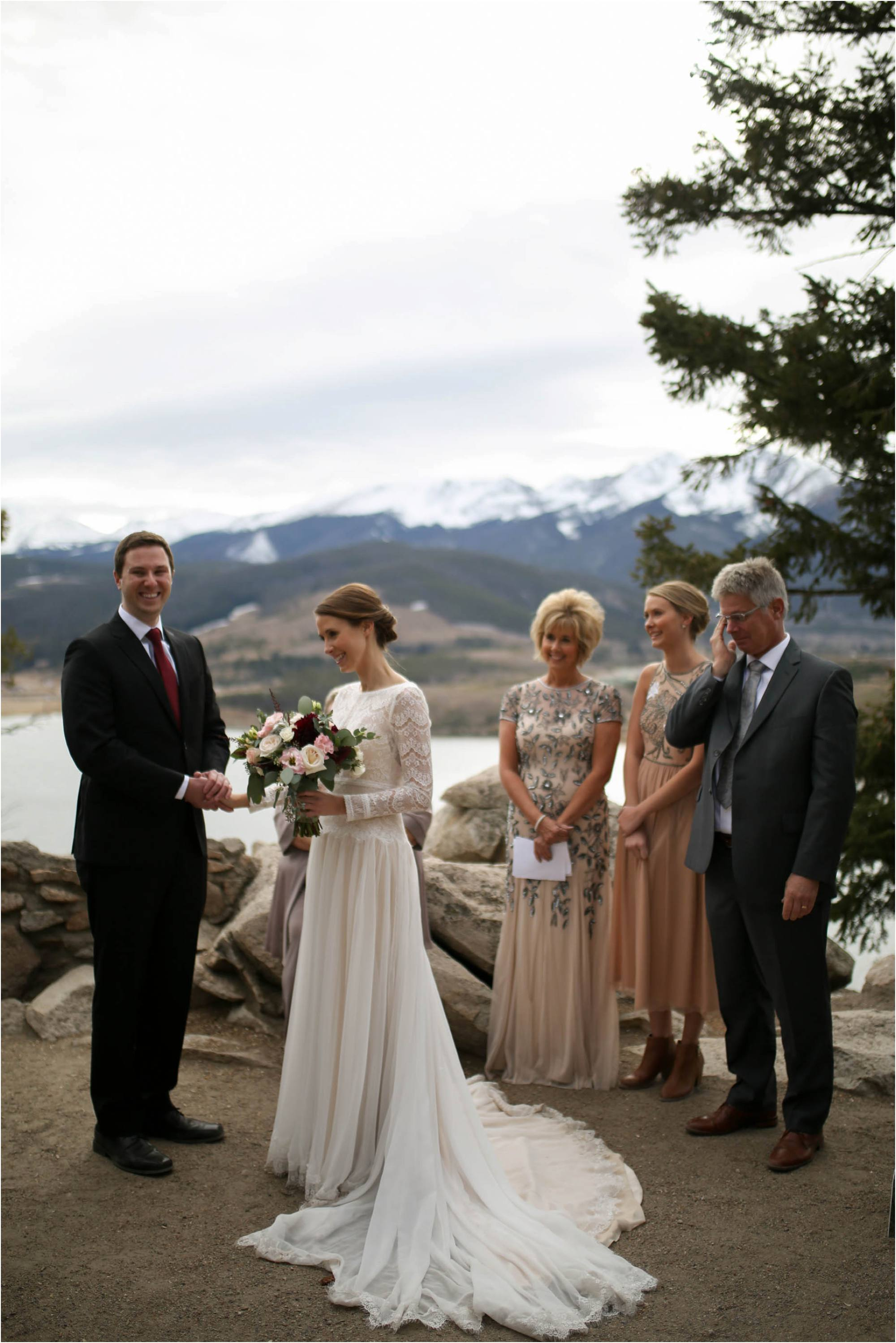 mountain elopement photographer